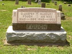 """Masoury """"Missouria"""" <I>Lemasters</I> Fouch"""