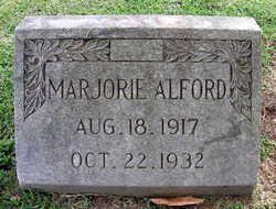 Marjorie Alford