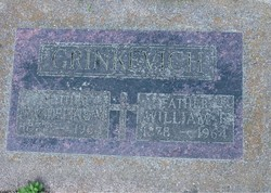 """William Frank """"Vincent"""" Grinkevich"""