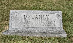 Vesta <I>Winn</I> McLaney
