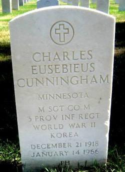 Charles Eusebieus Cunningham