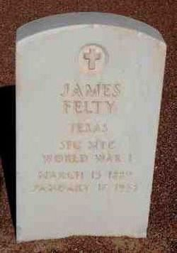James Andrew Felty