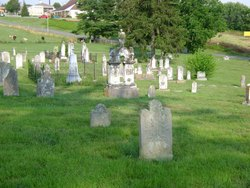 Saint Johns Lutheran Church Cemetery (Sauers)