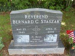 Rev Bernard C. Staszak