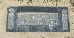 Melvin Cox