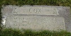 Elsie <I>Cornia</I> Cox