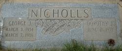 George J Nicholls