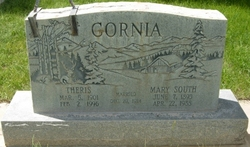"""Mary South """"Mayme"""" Cornia"""