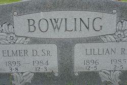 Elmer Dewitt Bowling