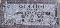 Keith Allen Augustine