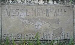 Vessie May Neville