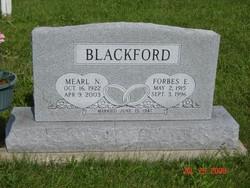 Mearl N. <I>Brock</I> Blackford