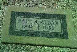 Paul Arnold Aldax