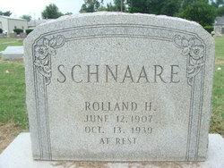 Rolland Howard Schnaare