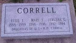 Elsie F Correll