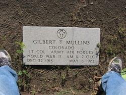 Gilbert T. Mullins