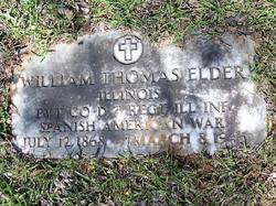 William Thomas Elder