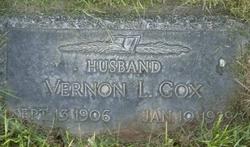 Vernon LeRoy Cox