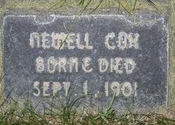 Newell Cox