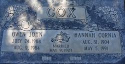 Owen John Cox