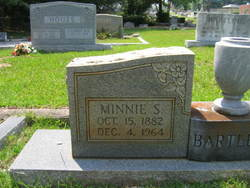 Minnie Armasia <I>Stanley</I> Bartlett