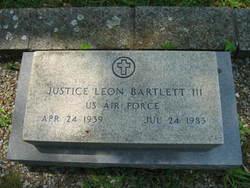 """Justice Lemonieer """"Jesse"""" Bartlett, III"""