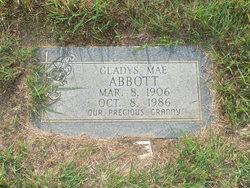 Gladys Mae <I>Ennis</I> Abbott