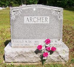 Ruby W Archer