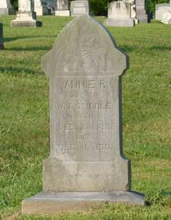 Annie R <I>Grim</I> Spiggle