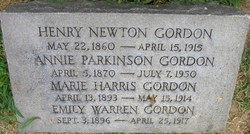 Henry Newton Gordon
