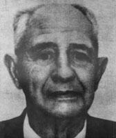 Dr James Hiram Bedford