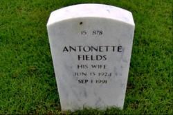 Antonette Fields