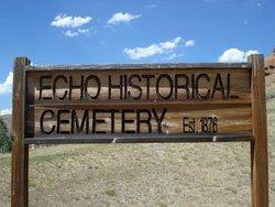 Echo Historical Cemetery