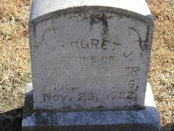 Margaret J Parker