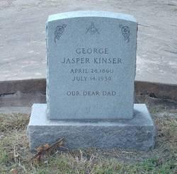 George Jasper Kinser