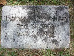 Thomas Edward Drummond