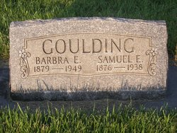 Barbara Ellen <I>Thompson</I> Goulding