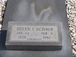 Helen Izola <I>Goben</I> Schaub