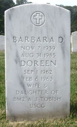 Barbara D Tobish