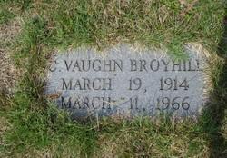 Charles Vaughn Broyhill