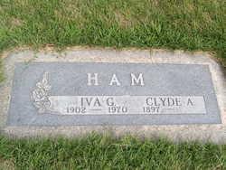 Iva Gertrude <I>Summers</I> Ham