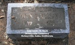 John Sidney Kelsay