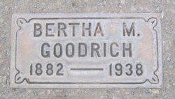 Bertha May <I>Jones</I> Goodrich