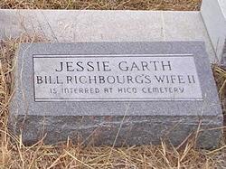 Jessie Pearl <I>Garth</I> Richbourg