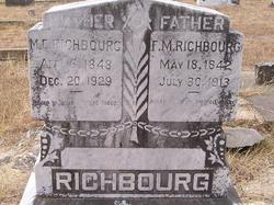 Mary Elizabeth <I>Yarbrough</I> Richbourg