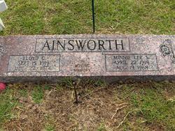 Minnie Lee S. Ainsworth