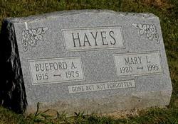 Mary Lucille <I>Gerdon</I> Hayes