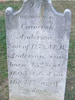 Cameron Anderson