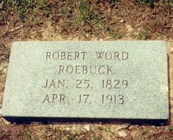 Robert Word Roebuck