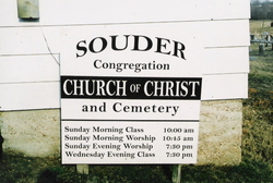 Souder Cemetery
